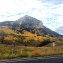 What a beautiful fall site in Crested Butte, Colorado!