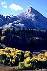 Mt. Crested Butte in autumn